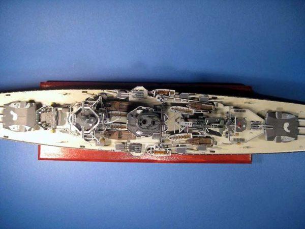 377-7902-Graf-Spee-Model-Boat-Kit-Detailed-Fitting-Set