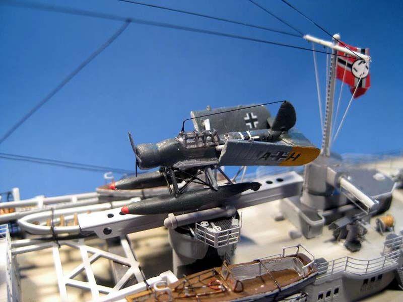 377-7905-Graf-Spee-Model-Boat-Kit-Detailed-Fitting-Set