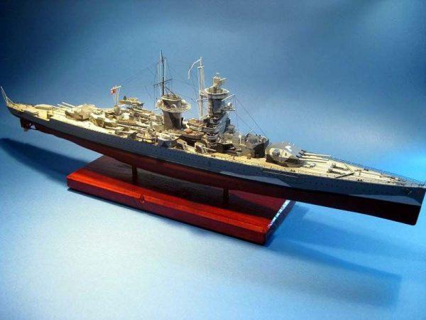 377-7907-Graf-Spee-Model-Boat-Kit-Detailed-Fitting-Set
