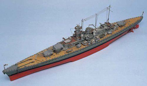 384-7915-Schamhorst-Model-Boat-Kit-Basic-Set