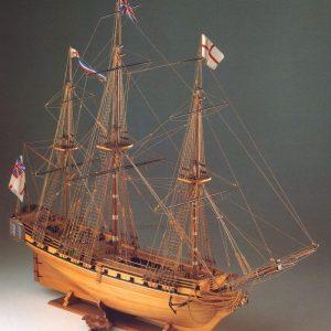 393-8002-HMS-Unicorn-Ship-Model-Kit