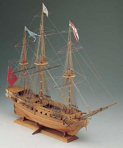 La Sirene Model Ship Kit Corel (SM14)