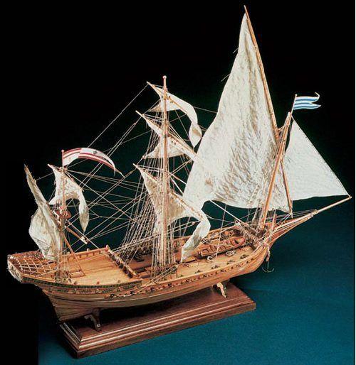 Mistique Model Ship Kit - Corel (SM21)