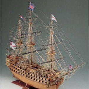 HMS Victory Model Kit Scale 1 to 98 - Corel (SM23)