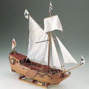 403-8015-Yacht-DOro-Model-Ship-Kit