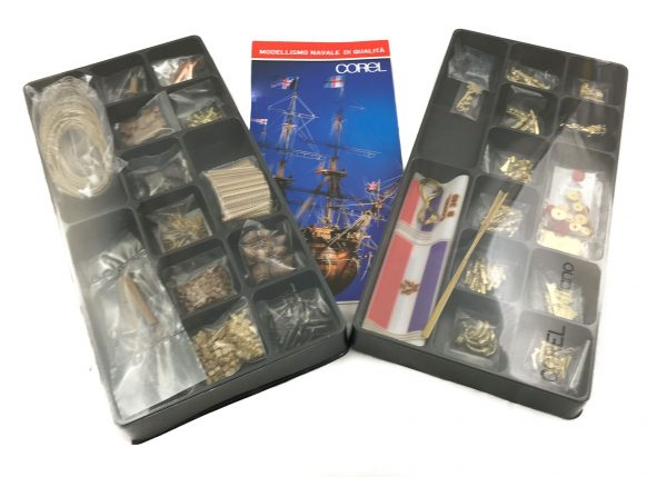Prins Willem Model Ship Kit - Corel (SM40)