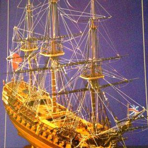 HMS Bellona Model Ship Kit - Corel (SM54)