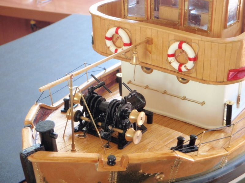 422-8023-Anteo-Model-Boat-Kit