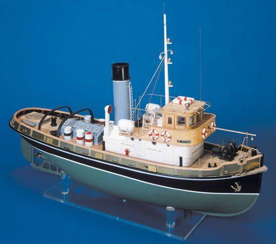 422-8025-Anteo-Model-Boat-Kit