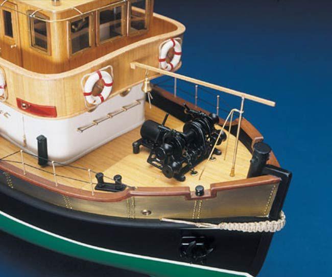 422-8026-Anteo-Model-Boat-Kit