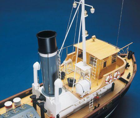 422-8027-Anteo-Model-Boat-Kit