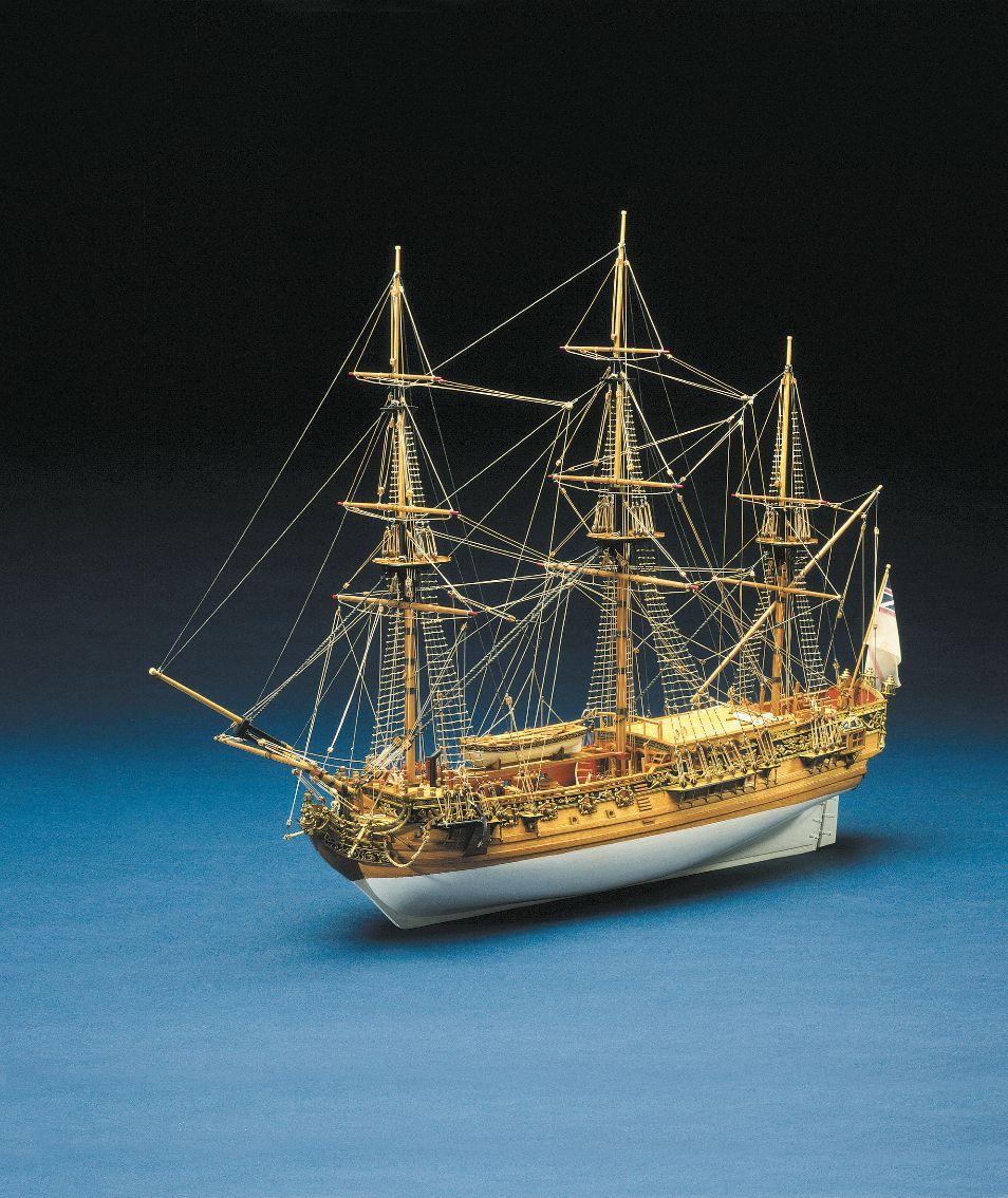 Royal Caroline Model Ship Kit - Panart (750)