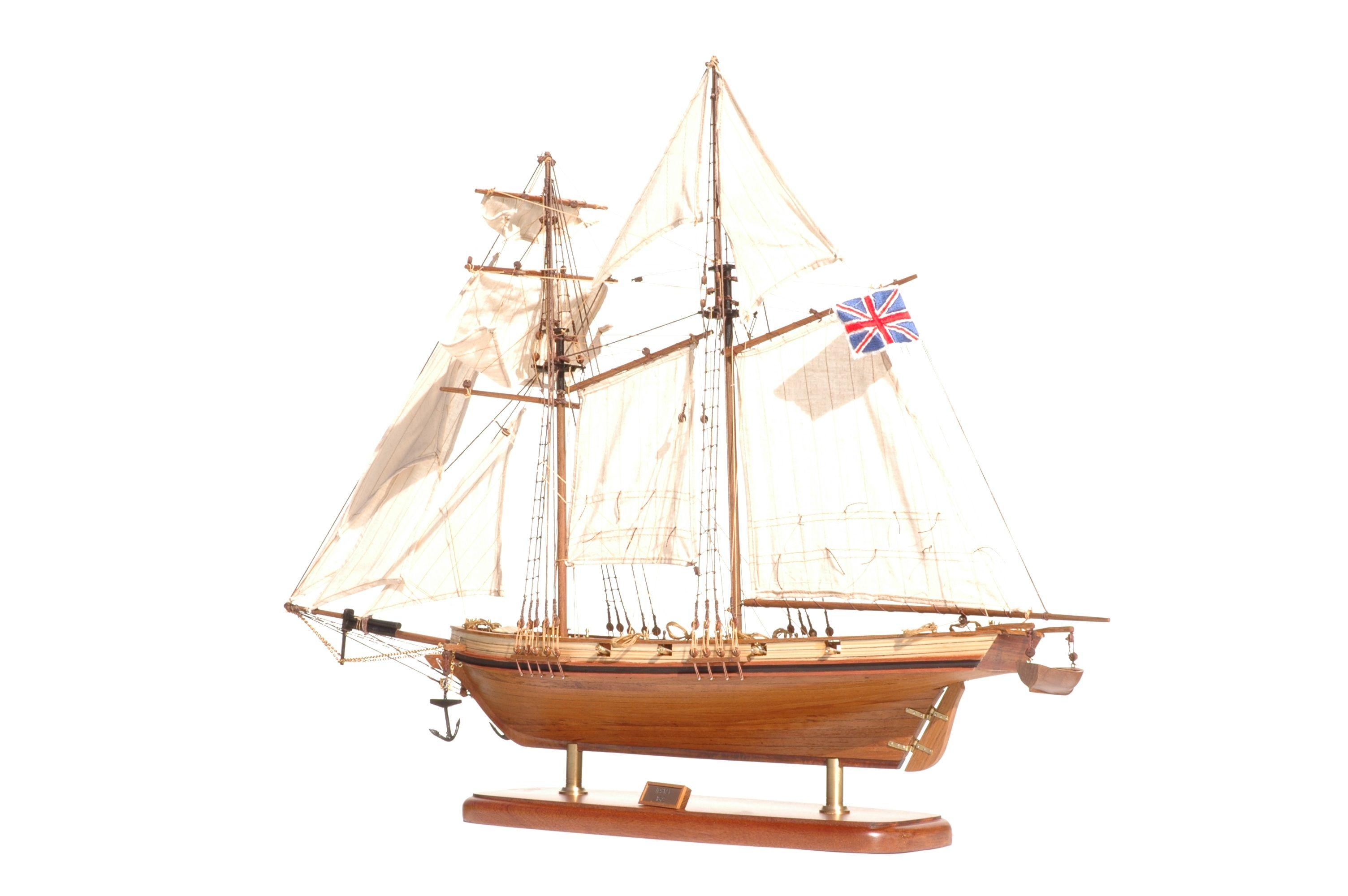 514-8302-Harvey-Model-Boat-Superior-Range