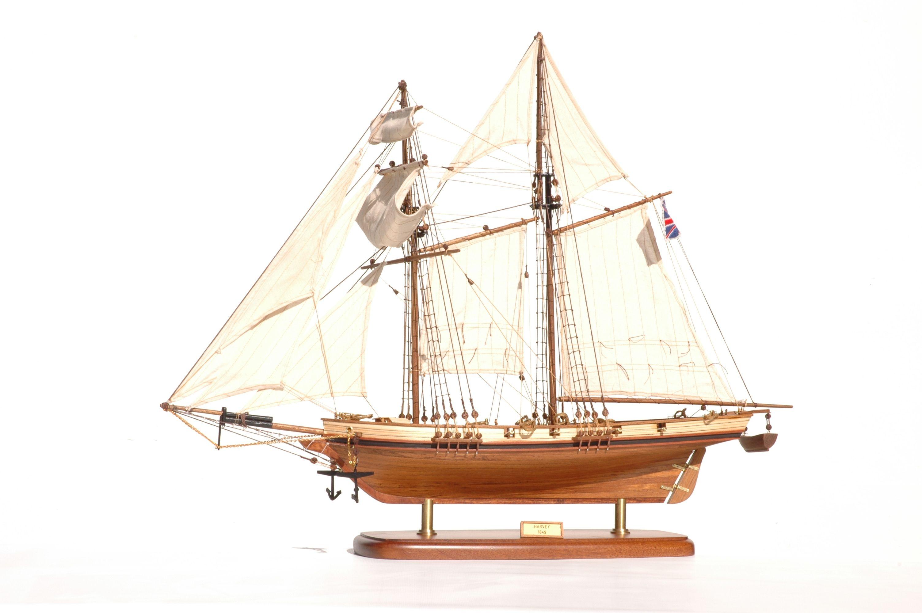 514-8303-Harvey-Model-Boat-Superior-Range