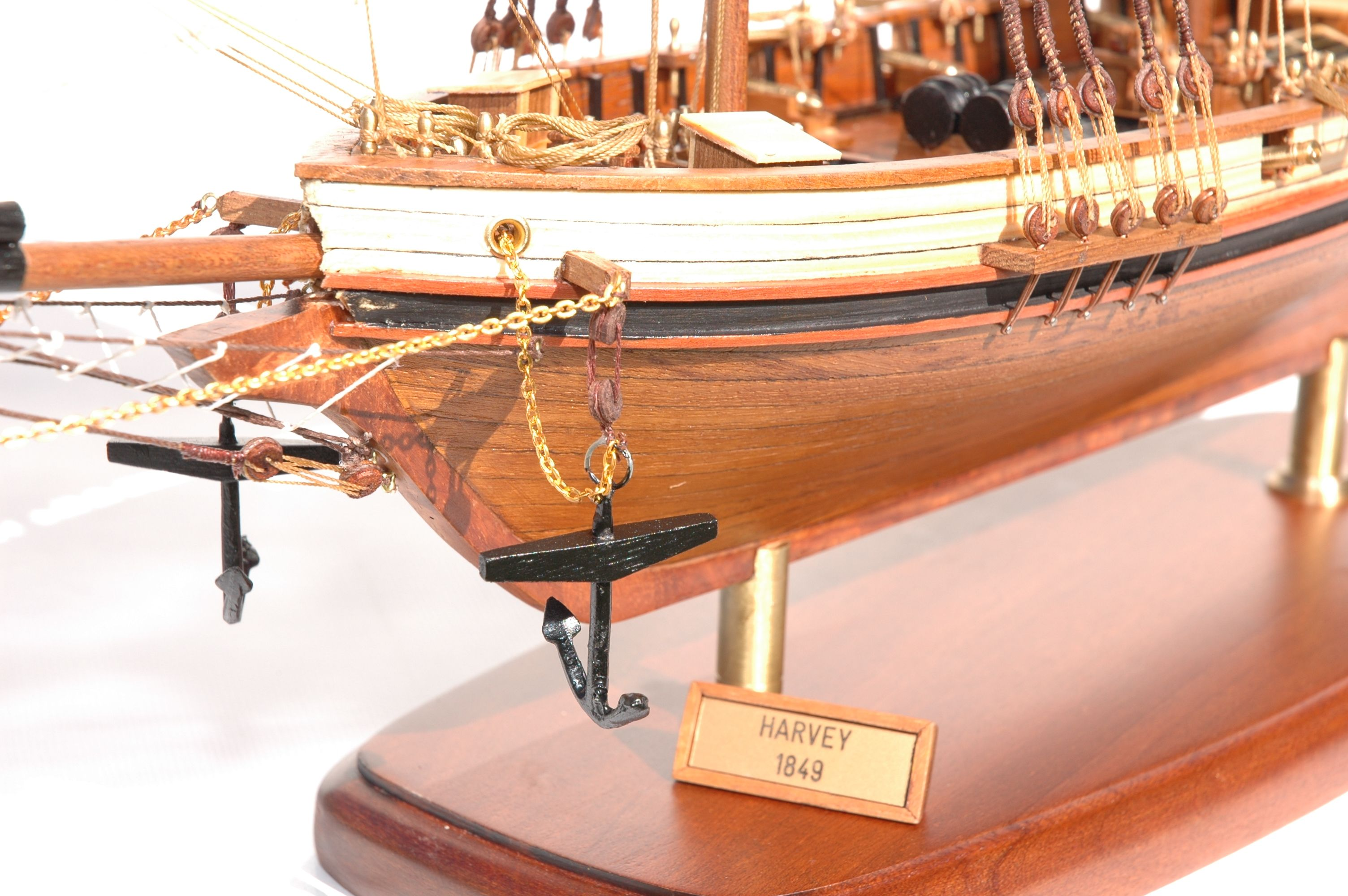 514-8304-Harvey-Model-Boat-Superior-Range