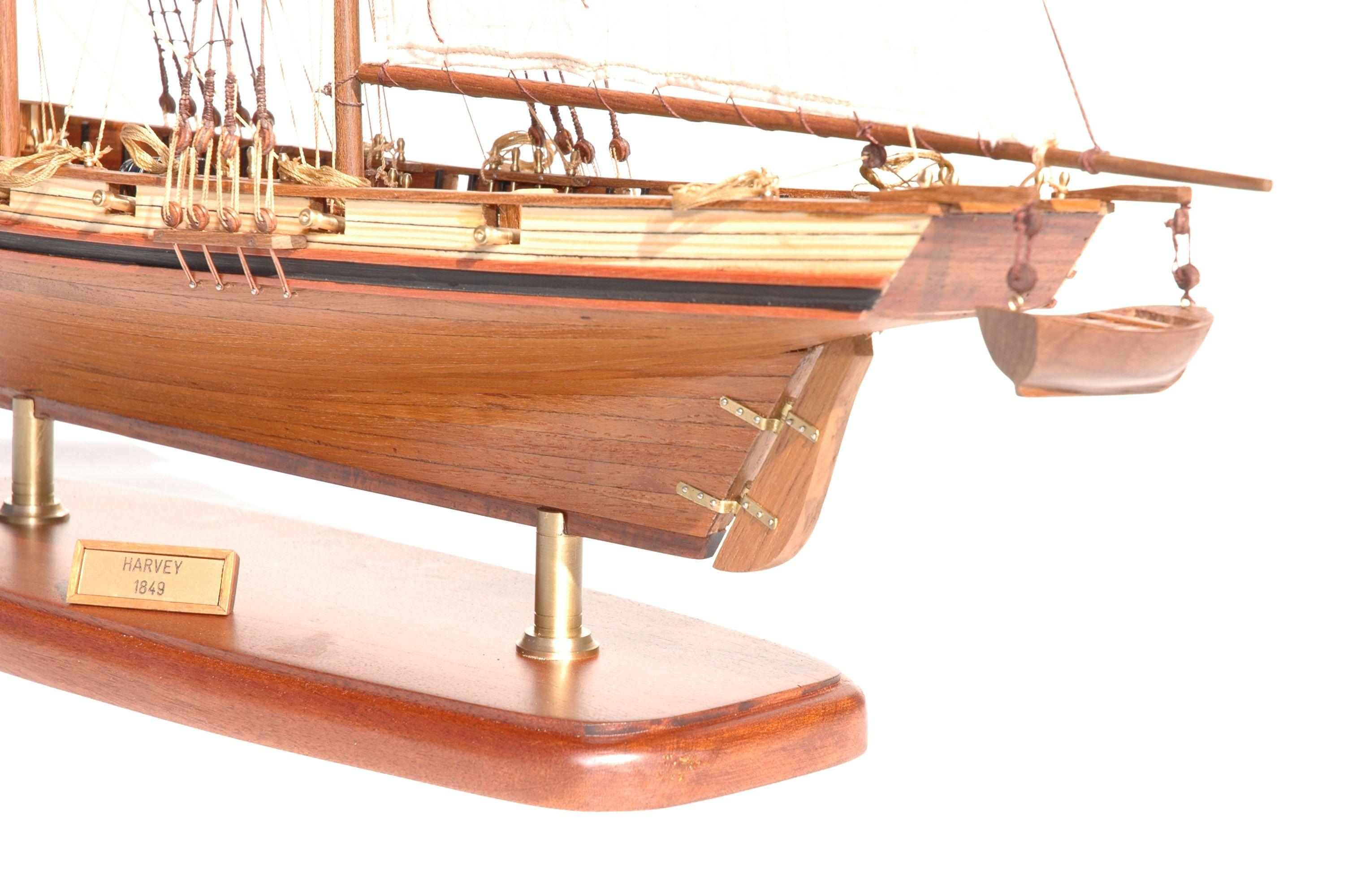 514-8308-Harvey-Model-Boat-Superior-Range