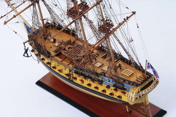 516-6142-HMS-Bellona-Model-Ship-Superior-Range