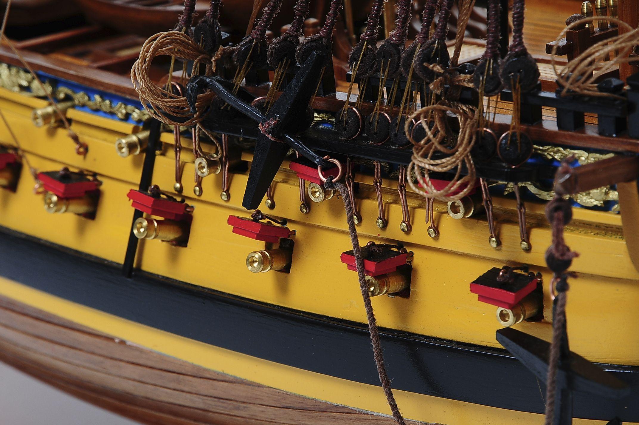 516-6149-HMS-Bellona-Model-Ship-Superior-Range