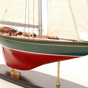 J Class Yacht Models