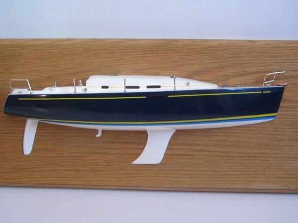 Beneteau 40.7 Half Model