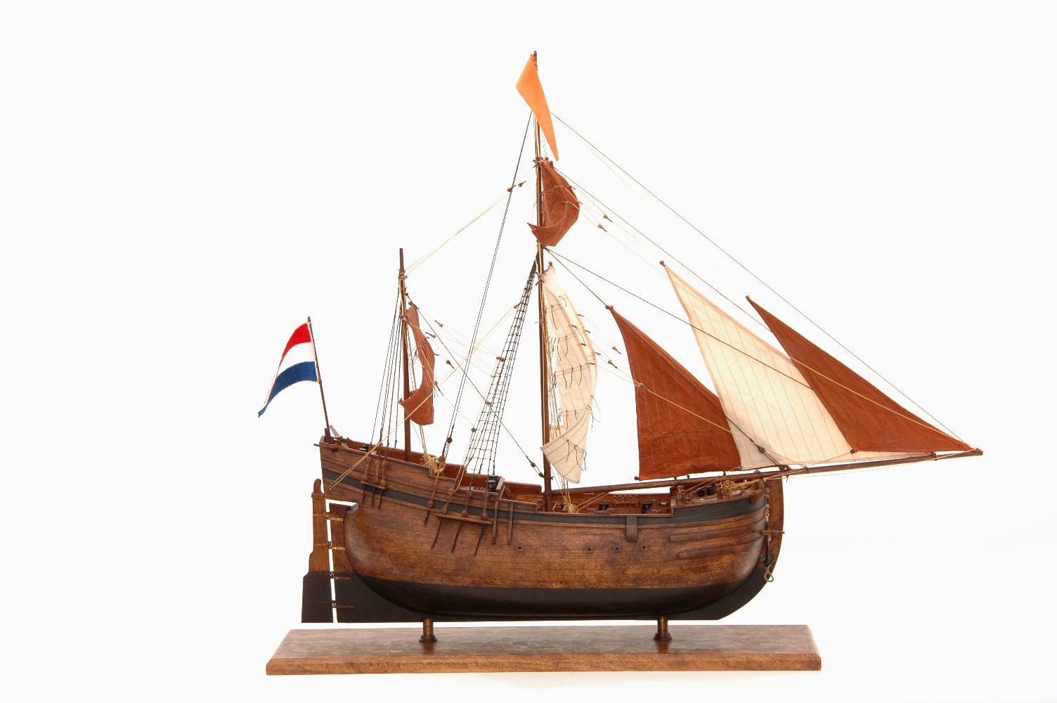 Dutch Herring Boat (Premier Range) - PSM