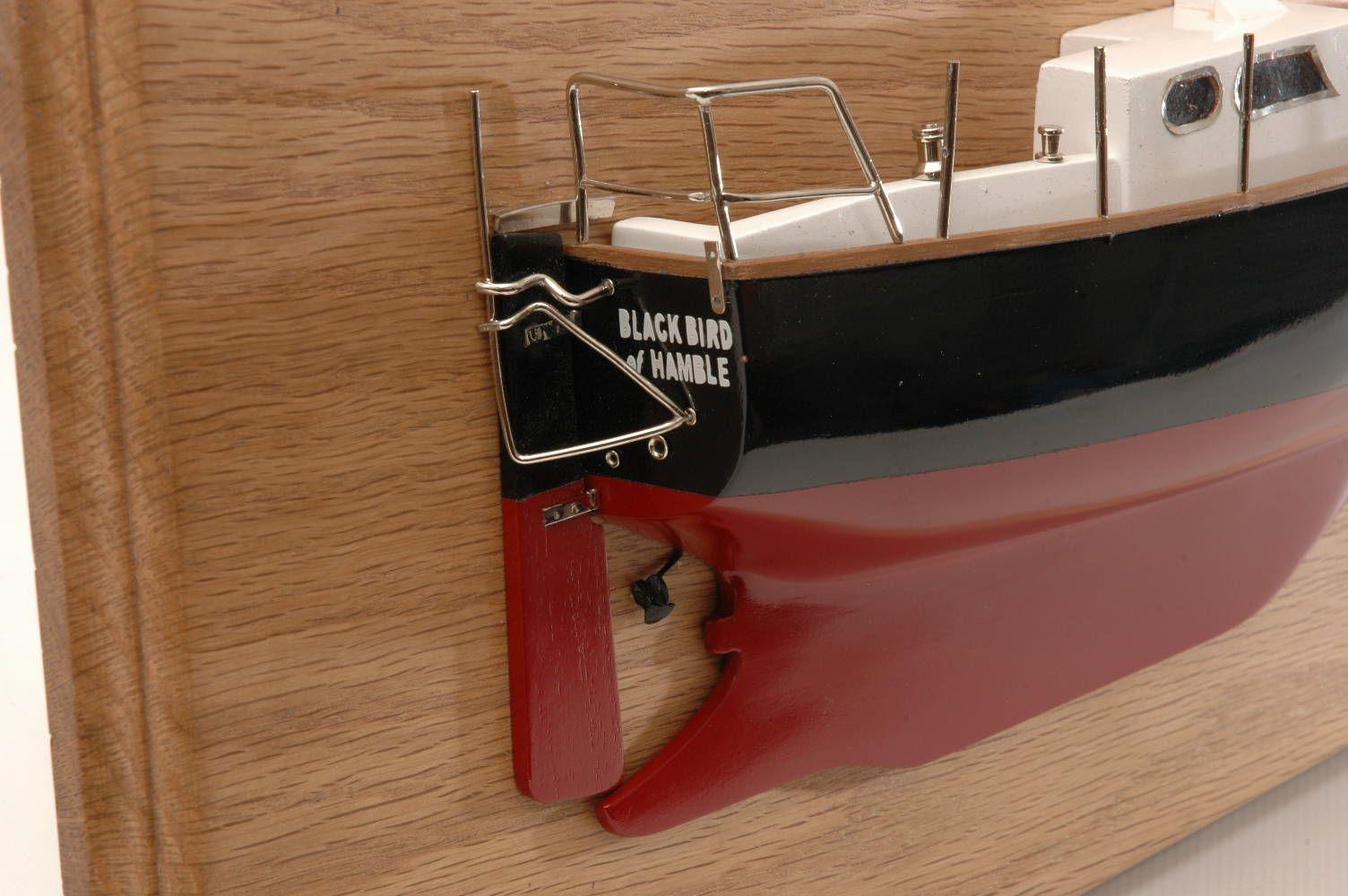 Vancouver 32 Half Model