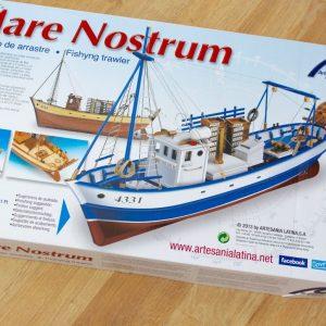 635-7841-Mare-Nostrum-Model-Boat-Kit