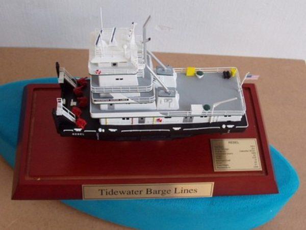 Tidewater Tugboats