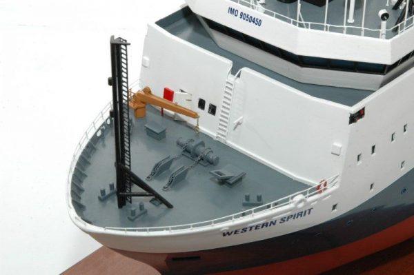 Western Spirit Model  Boats