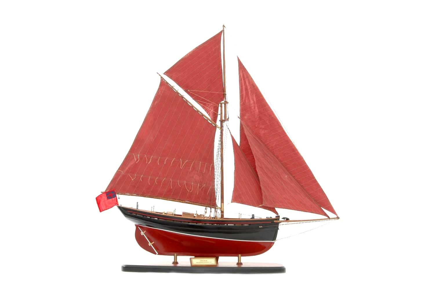 Jolie Brise Model Yacht (Premier Range) - PSM