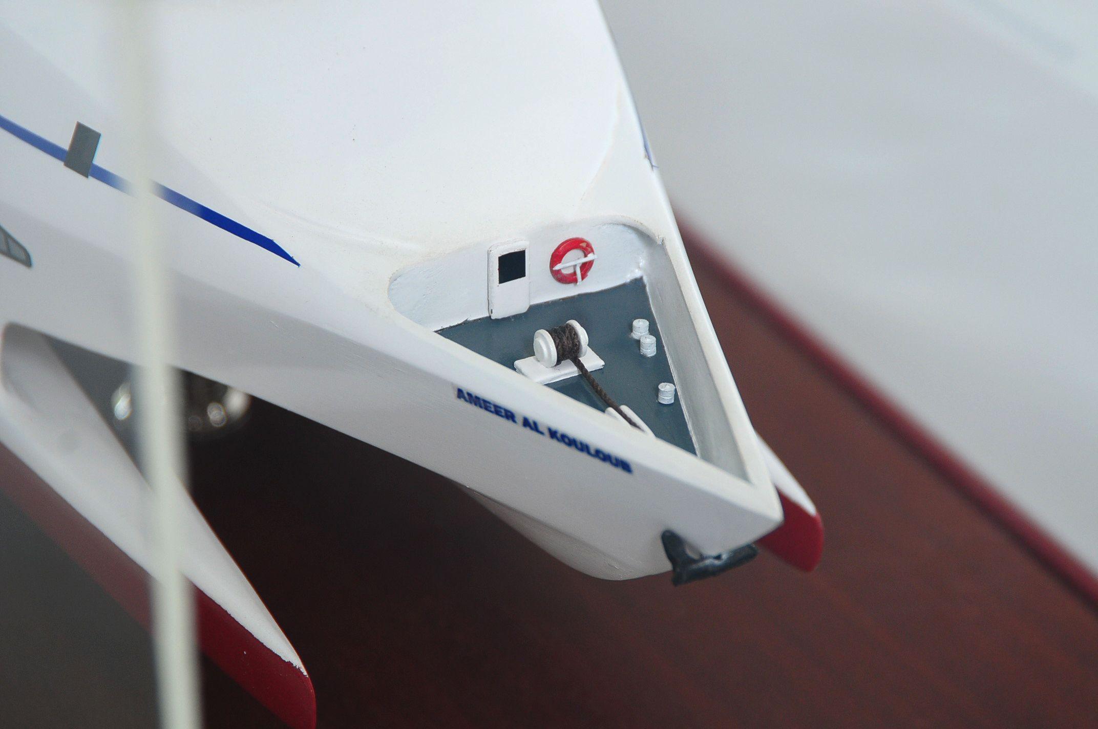 662-6229-Kuwait-Catamaran-Model