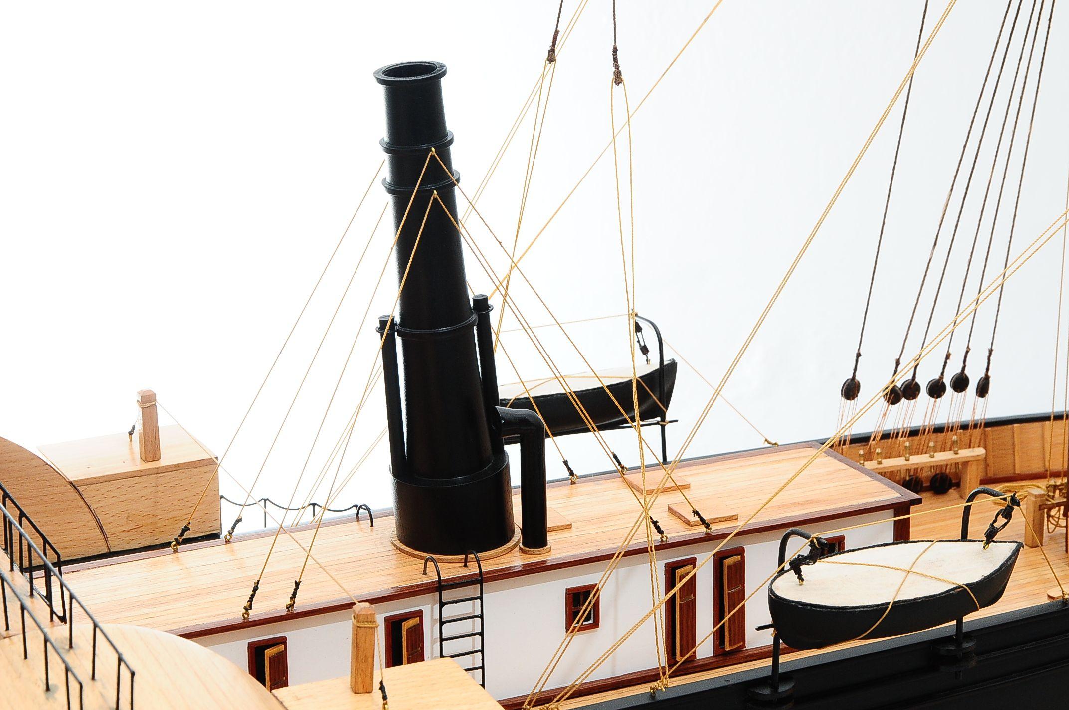 668-8650-California-Model-Ship-Premier-Range