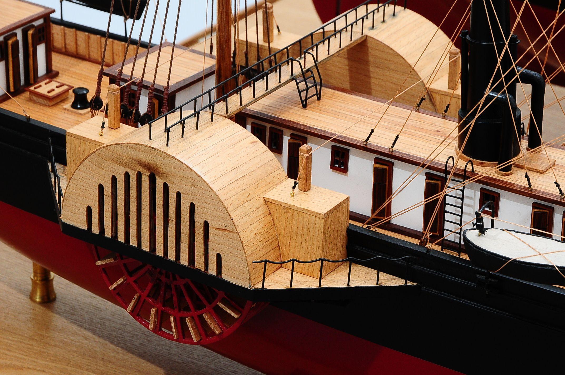 668-8655-California-Model-Ship-Premier-Range