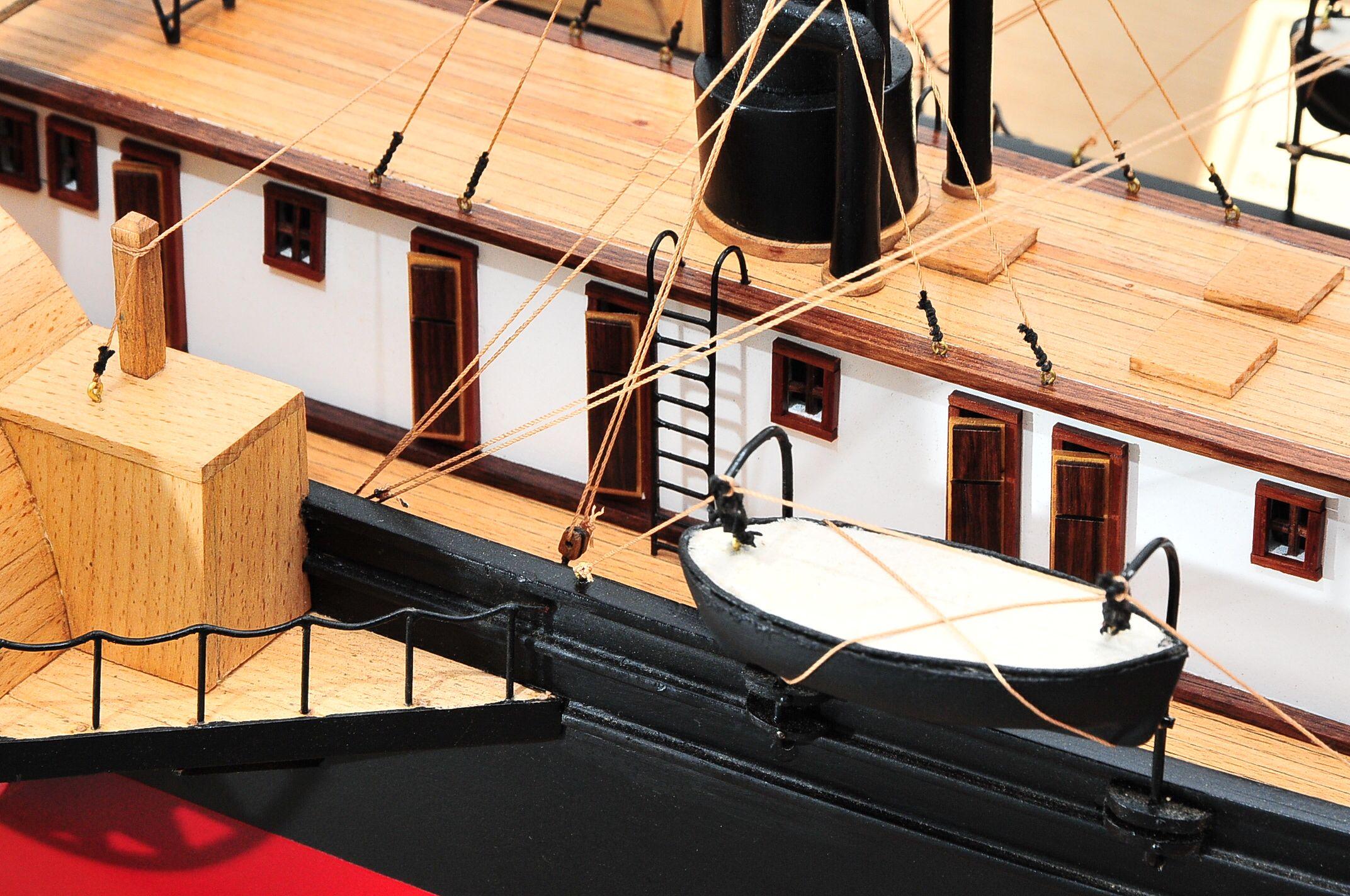 668-8657-California-Model-Ship-Premier-Range