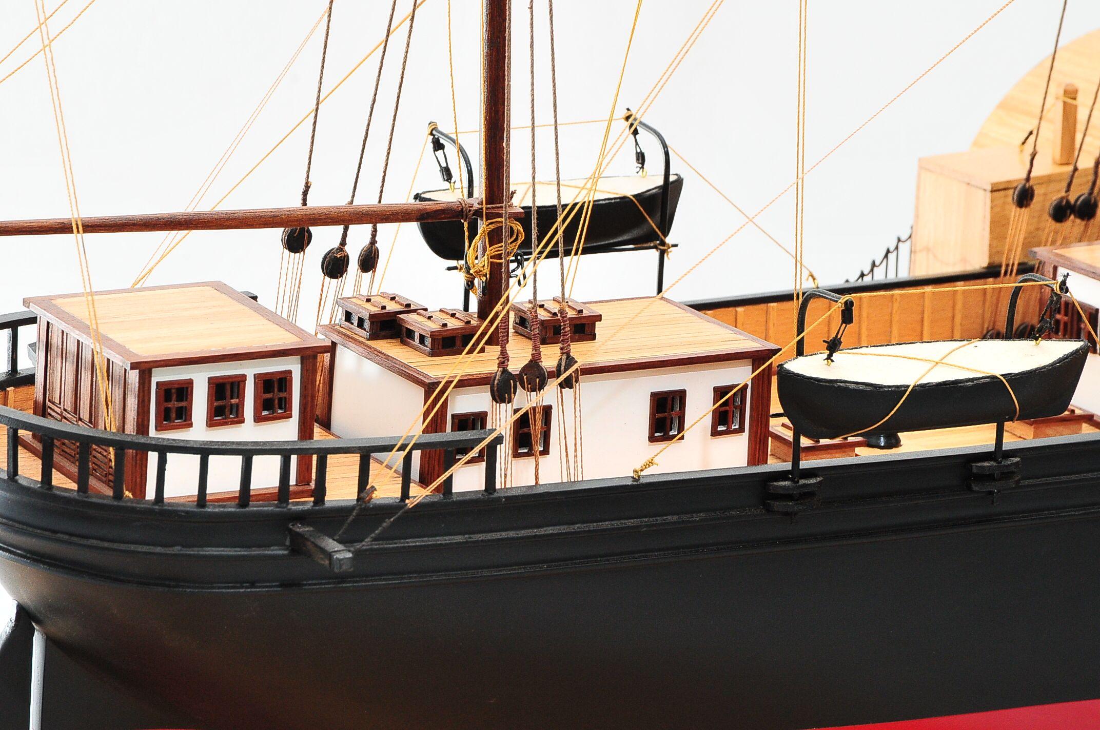 668-8659-California-Model-Ship-Premier-Range