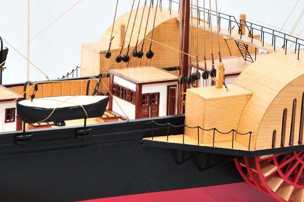 668-8660-California-Model-Ship-Premier-Range