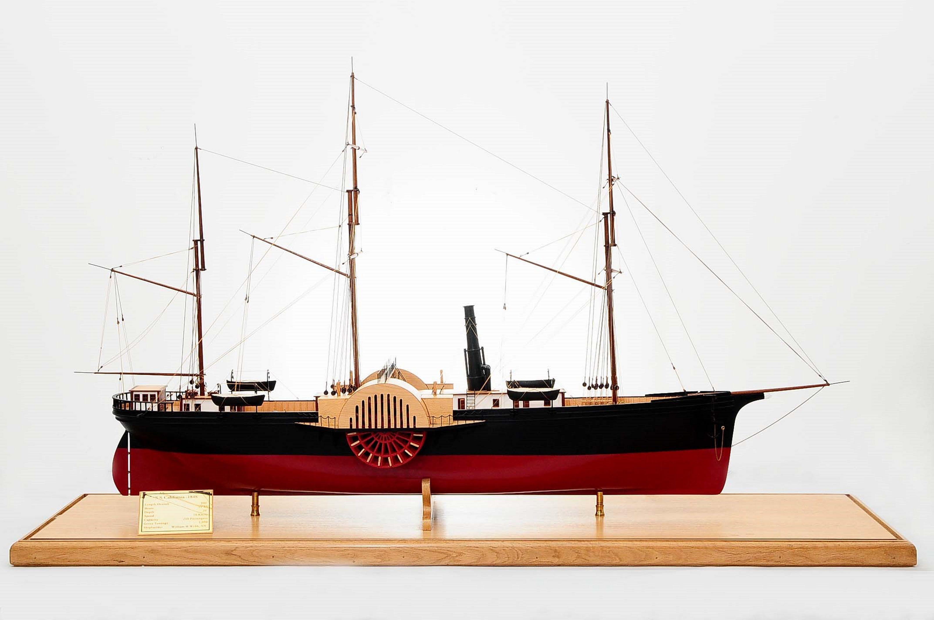 California Model Ship (Premier Range) - PSM