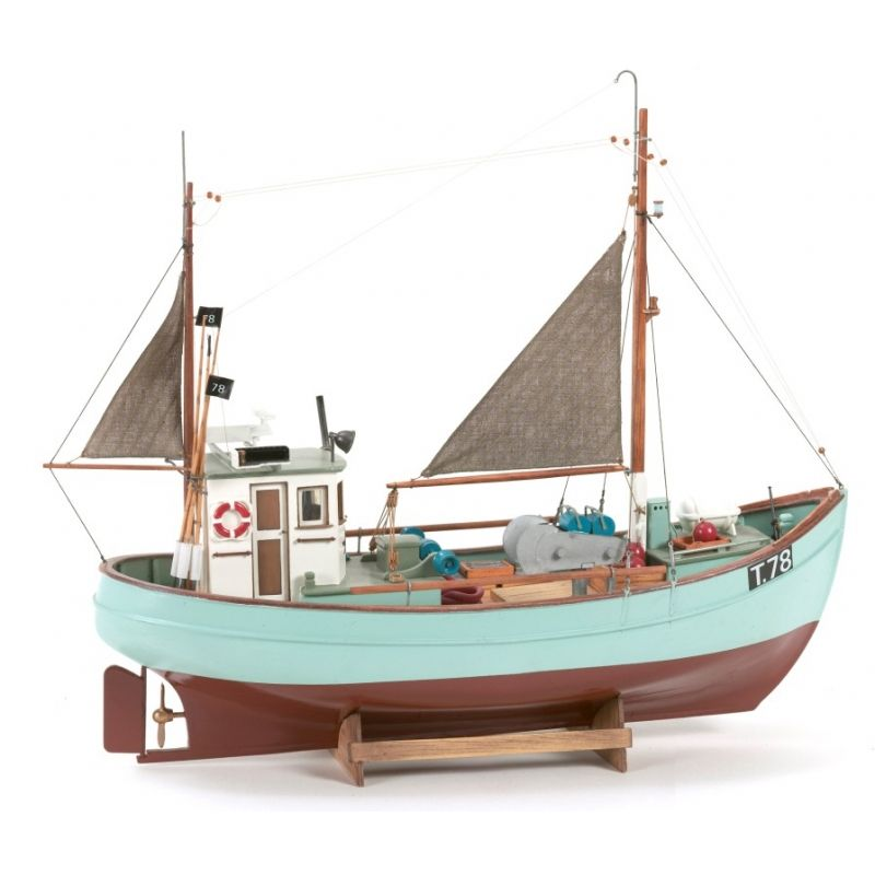 Norden Cutter Model Boat Kit - Billing Boats (B603)