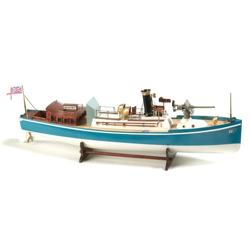 773-13795-HMS-Renown-Model-Boat-Kit-Billing-BoatsB604