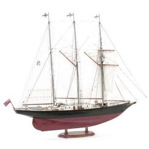 781-9265-Sir-Winston-Churchill-Model-Boat-Kit