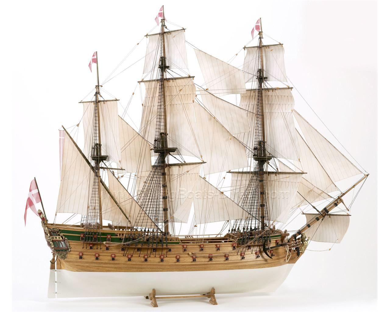 Norske Love Model Ship Kit - Billing Boats (B437)