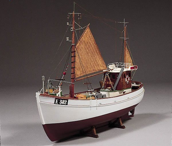 Mary Ann Model Boat Kit - Billing Boats(B472)