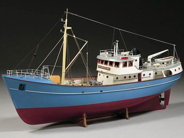 795-7985-Nordkap-Model-Boat-Kit