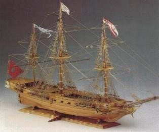 830-La-Sirene-Model-Ship-Kit-Corel-SM14