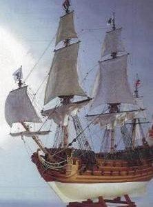 Wappen Von Hamburg  Model Ship Kit - Corel (SM28)