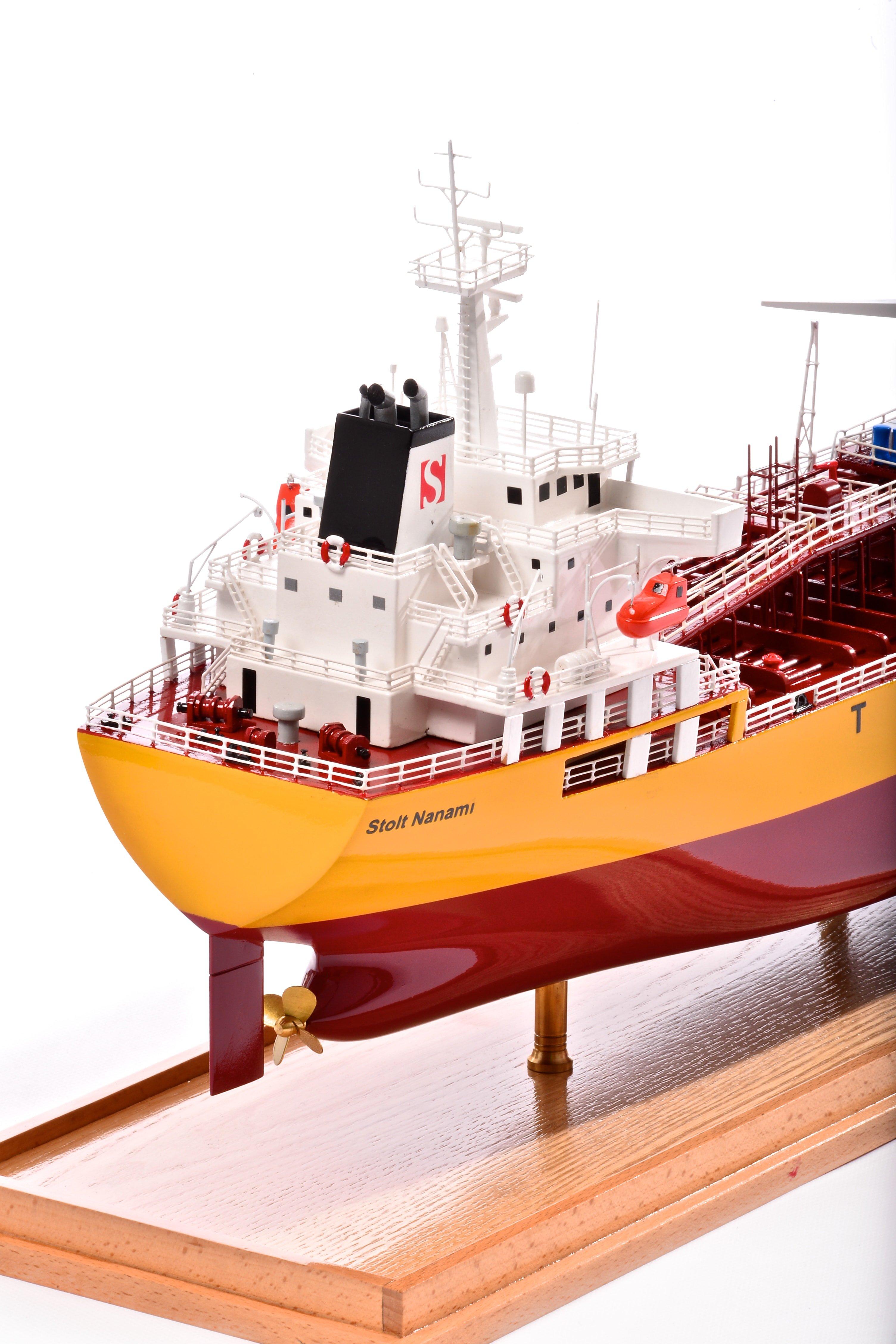 Stolt Nanami Chemical Tanker Model