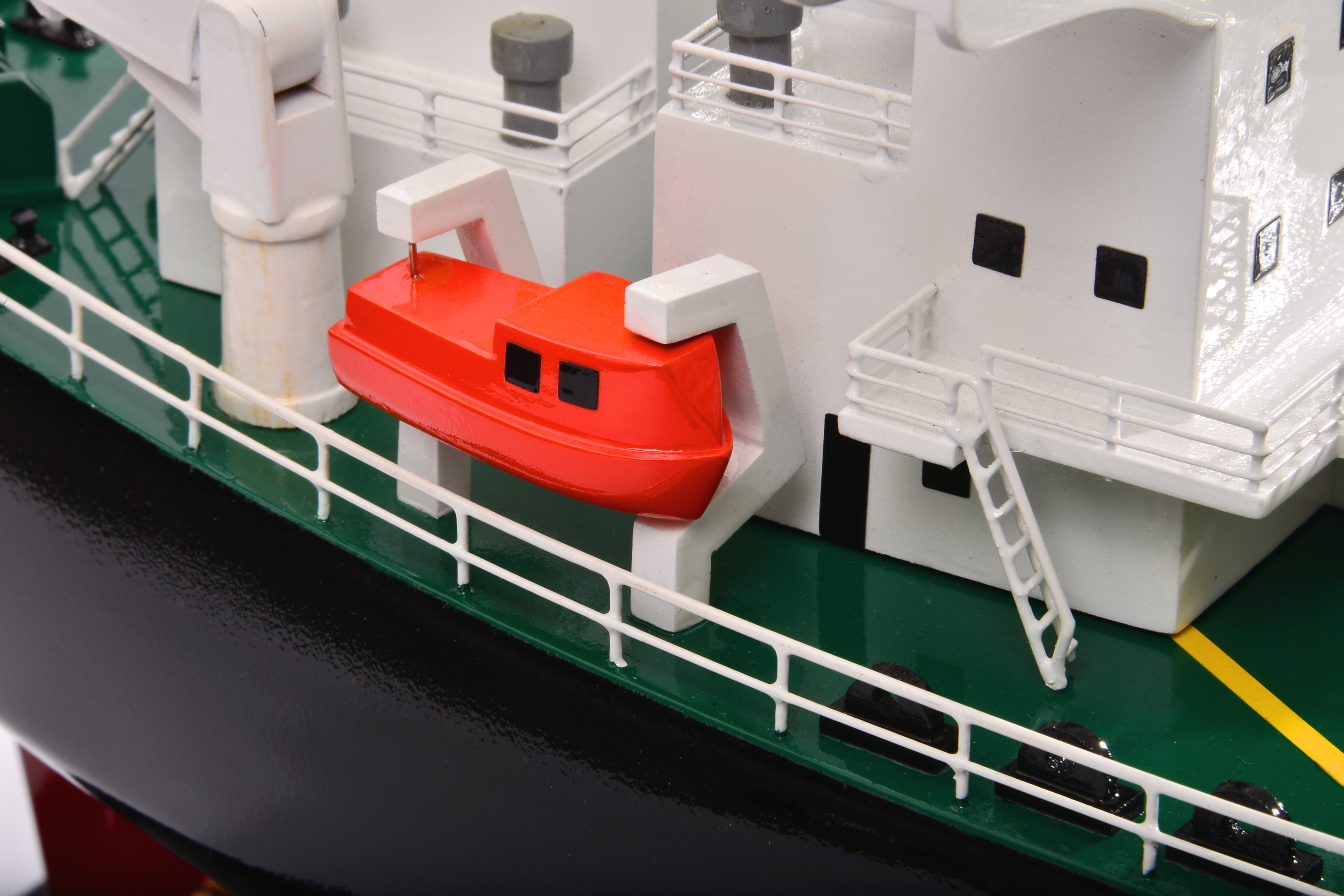 VLCC Model Ship (Socar Turkey)