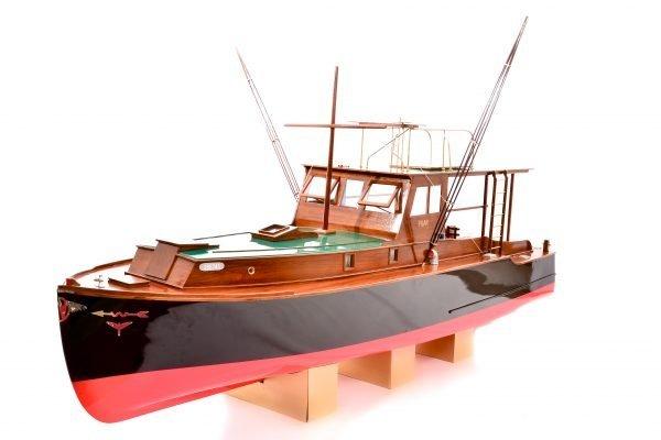 Pilar Ship Model