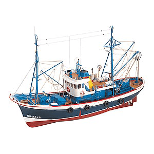 Fishing Vessel Model Kits