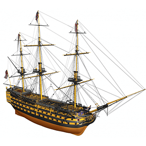 Historical & Tall Ship Model Kits